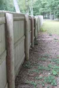 say goodbye to the fence