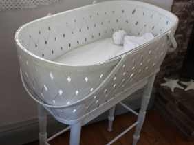 finished bassinet
