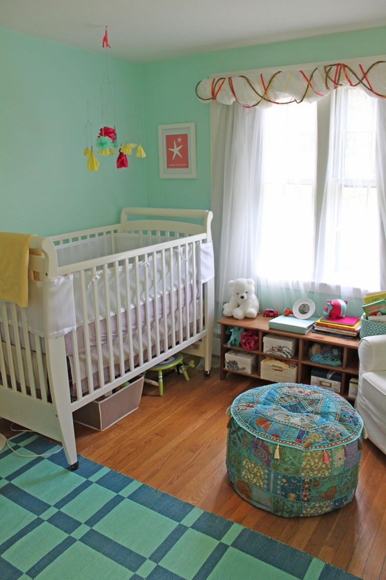 the final nursery