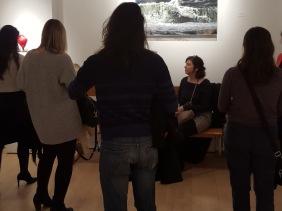 woodward gallery, art gallery, ny art,
